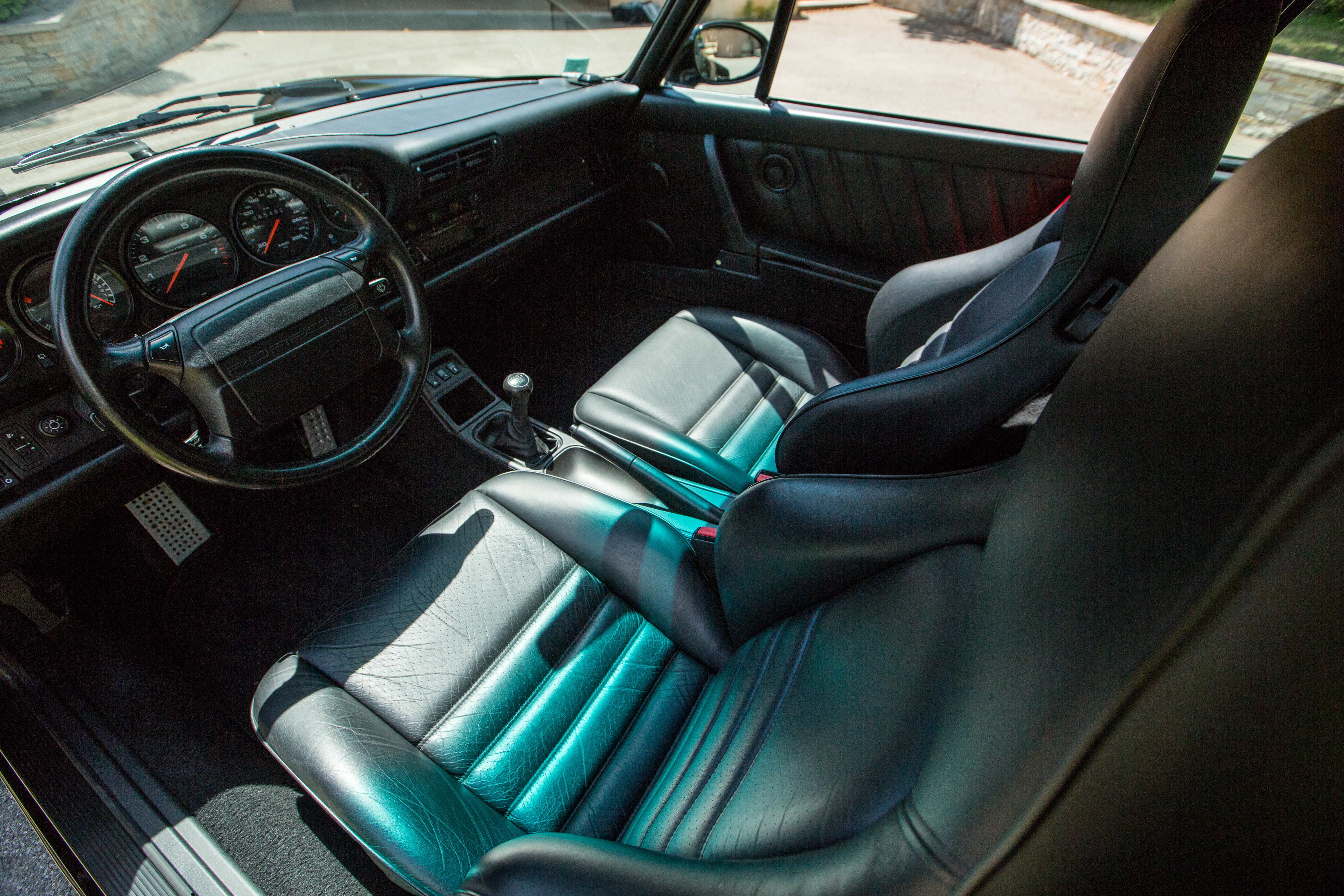 Porsche 964 Turbo 9